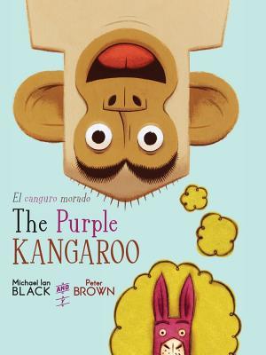 Image for The Purple Kangaroo - El Canguro Morado