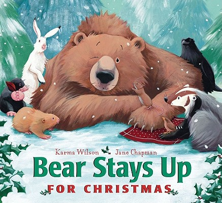 Image for Bear Stays Up for Christmas (The Bear Books)
