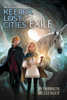 Exile (Keeper of the Lost Cities), Shannon Messenger