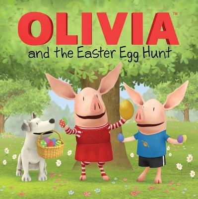 Image for Olivia and the Easter Egg Hunt