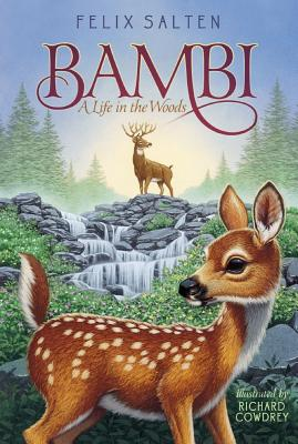Bambi: A Life in the Woods, Salten, Felix
