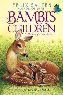 "Bambi's Children: The Story of a Forest Family (Bambi's Classic Animal Tales), ""Salten, Felix"""