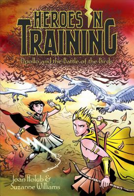 Image for Apollo and the Battle of the Birds (Heroes in Training)