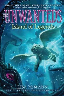 Island of Legends (The Unwanteds), Lisa McMann