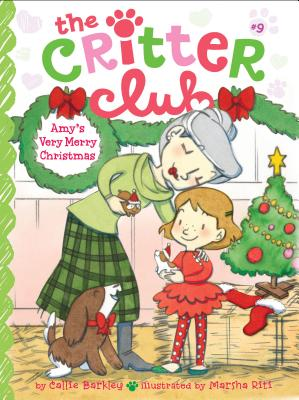 Image for Amy's Very Merry Christmas (9) (The Critter Club)