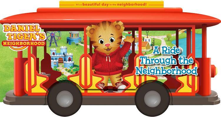 A Ride Through the Neighborhood (Daniel Tiger's Neighborhood), Testa, Maggie