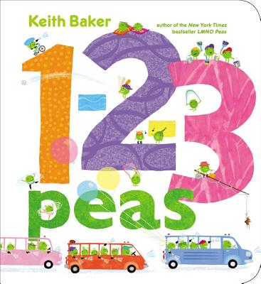 Image for 1-2-3 Peas (The Peas Series)