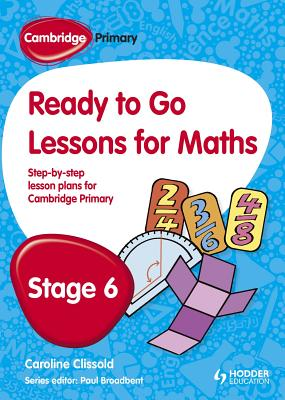 Image for Cambridge Primary Ready to Go Lessons for Mathematics Stage 6