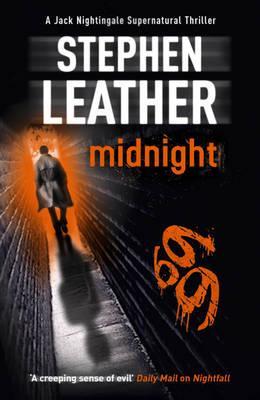 Midnight #2 Jack Nightingale [used book], Stephen Leather