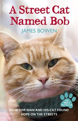 Image for Street Cat Named Bob: How one man and his cat found hope on the streets