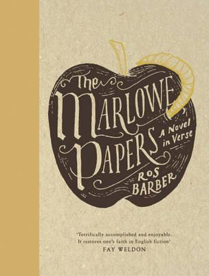 Image for The Marlowe Papers: A Novel in Verse
