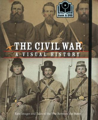 Image for The Civil War: a Visual History (book and DVD set)