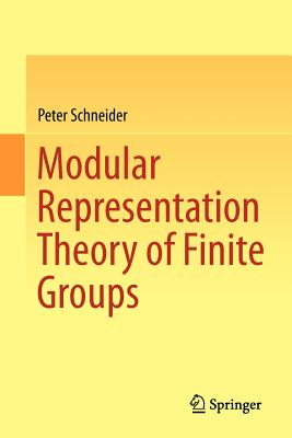 Image for Modular Representation Theory of Finite Groups