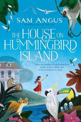 Image for The House on Hummingbird Island