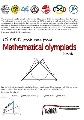 15,000 Problems From Mathematical Olympiads, Book 1, Todev, R.