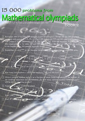 15 000 problems from Mathematical Olympiads: book 4, Todev, R.