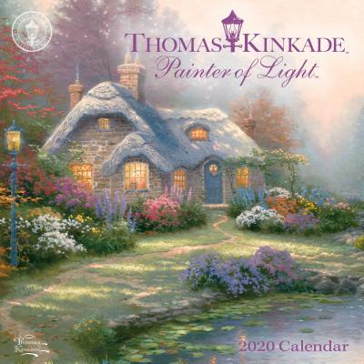 Image for Thomas Kinkade Painter of Light 2020 Mini Wall Calendar