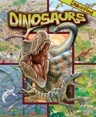 Image for Dinosaurs (Look and Find)