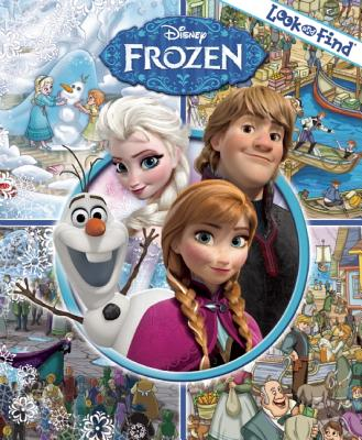 Image for Disney - Frozen - Look and Find Activity Book