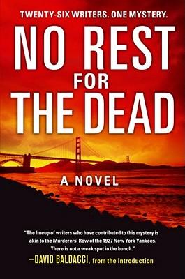 No Rest for the Dead, David Baldacci, Sandra Brown, R.L. Stine, Lisa Scottoline, Jeffery Deaver