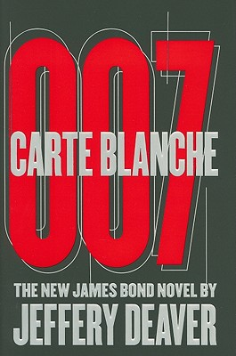 Carte Blanche, Jeffery Deaver