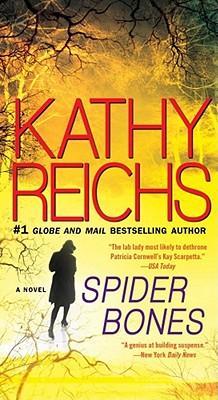 SPIDER BONES, Reich, Kathy