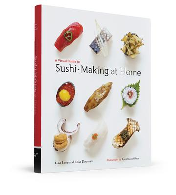 Image for VISUAL GUIDE TO SUSHI-MAKING AT HOME