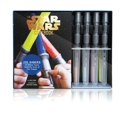 Image for Star Wars Cookbook Ice Sabers: 30 Chilled Treats Using the Force of Your Freezer!