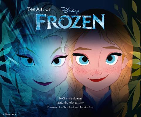 The Art of Frozen, Charles Solomon