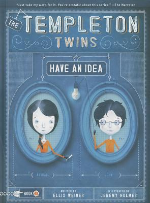 Image for The Templeton Twins Have an Idea: Book 1