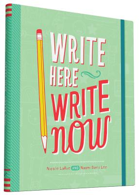 Image for Write Here, Write Now