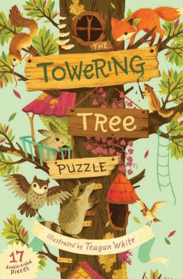 Image for The Towering Tree Puzzle (Floor Puzzle for Kids with Big Pieces, Jumbo Puzzle for Children and Toddlers)