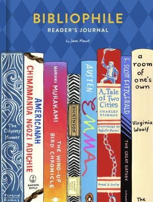 Image for Bibliophile Reader's Journal: (Gift for Book Lovers, Journal for Readers and Writers)