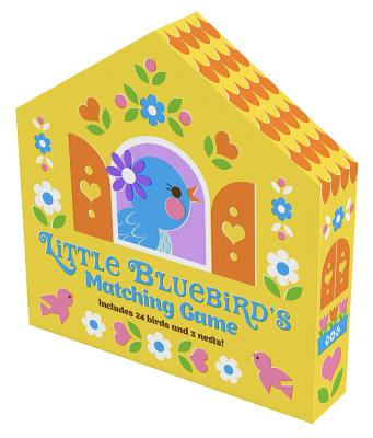 Image for Little Bluebird's Matching Game (Matching Board Game, Matching Games For Children, Board Games For Children)