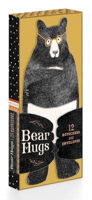 Image for Bear Hugs Notecards