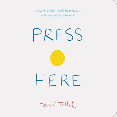 Image for Press Here (Baby Board Book, Learning to Read Book, Toddler Board Book, Interactive Book for Kids)