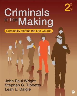 Image for Criminals in the Making: Criminality Across the Life Course