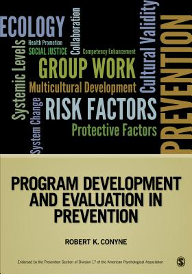 Image for Program Development and Evaluation in Prevention (Prevention Practice Kit)
