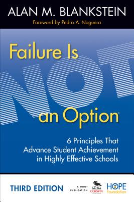Image for Failure Is Not an Option: 6 Principles That Advance Student Achievement in Highly Effective Schools (NULL)