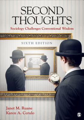 Image for Second Thoughts: Sociology Challenges Conventional Wisdom
