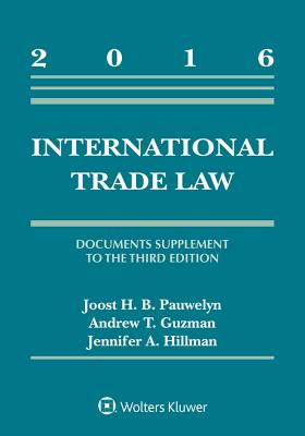 International Trade Law: Document Supplement (Supplements)