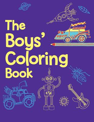 Image for The Boys' Coloring Book