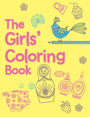 Image for The Girls' Coloring Book