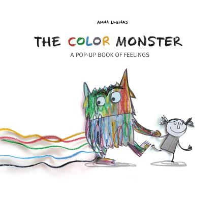 Image for Color Monster, The: A Pop-Up Book of Feelings