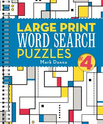 Image for Large Print Word Search Puzzles 4