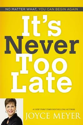 """Image for """"You Can Begin Again: No Matter What, Its Never Too Late"""""""