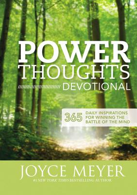 Image for Power Thoughts Devotional: 365 Daily Inspirations for Winning the Battle of the Mind