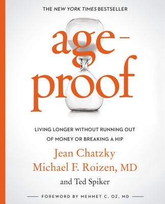 Image for AgeProof: Living Longer Without  Running Out of Money or Breaking a Hip
