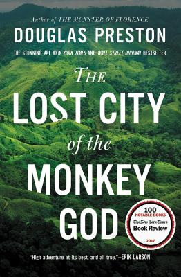 Image for The Lost City of the Monkey God: A True Story