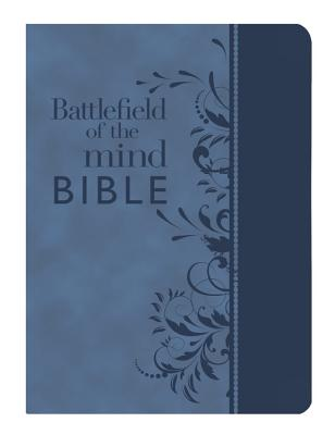 "Image for ""''Battlefield Of The Mind Bible, Imitation leather, blue (Notes by Joyce Meyer)''"""